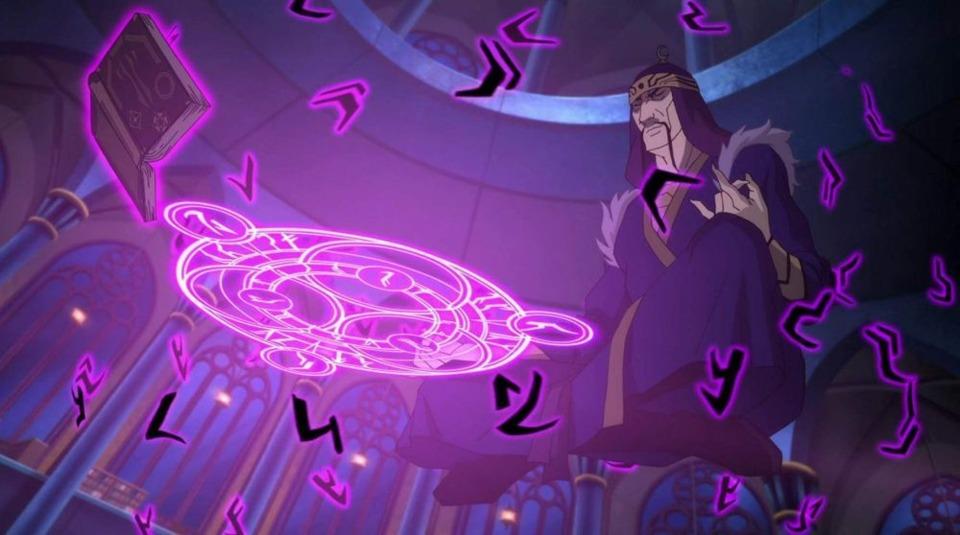 Felix Faust's magic