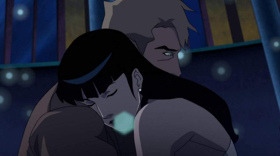 Constantine & Zatanna