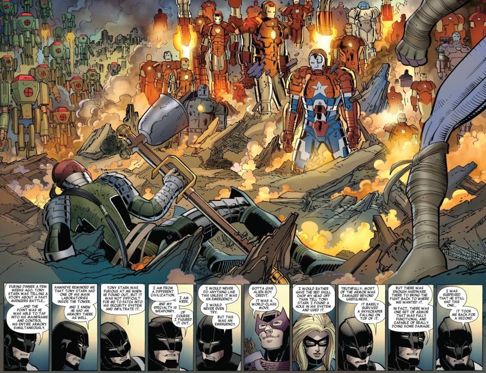 Avengers Vol. 4 #17
