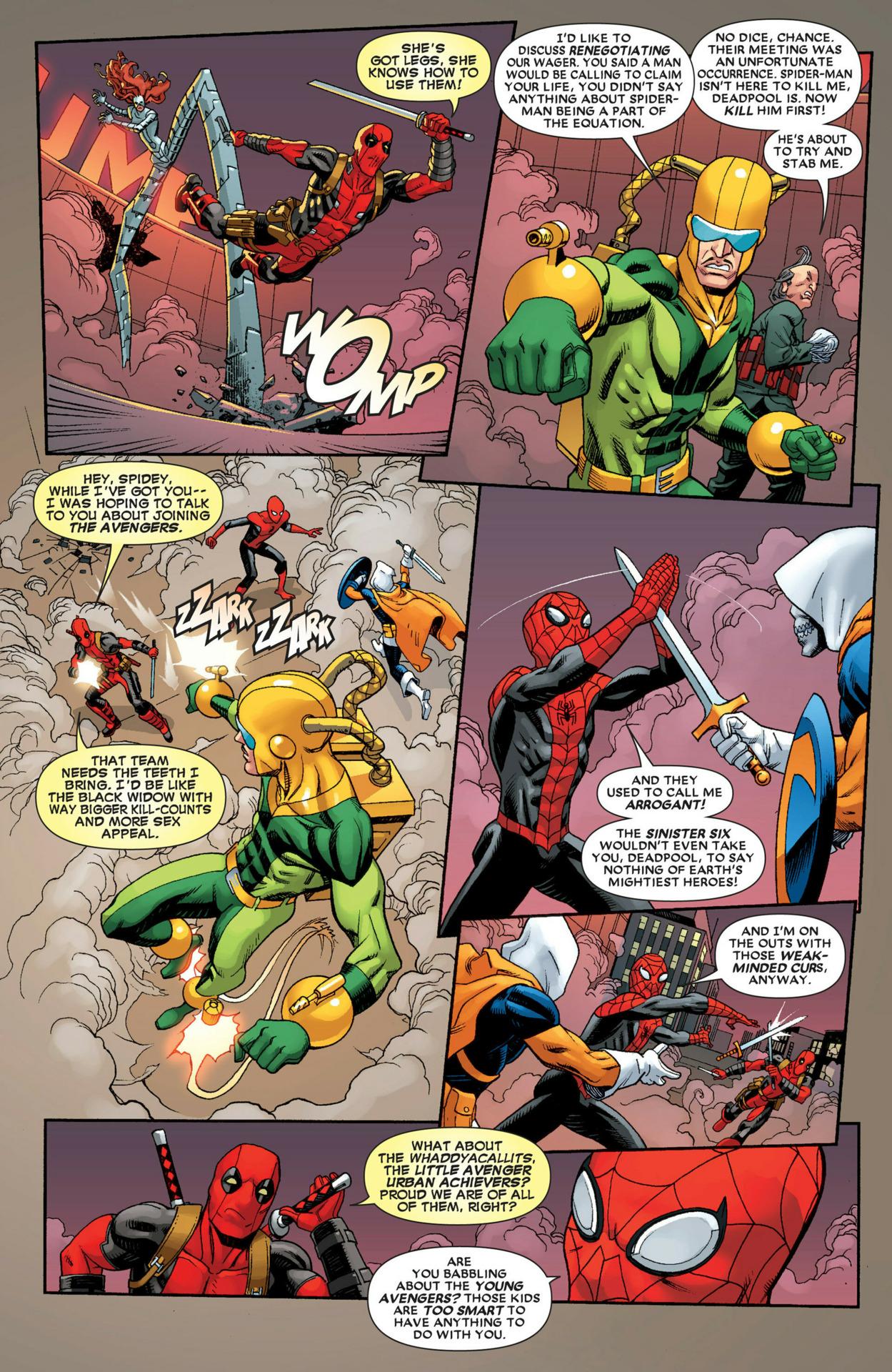 Deadpool Vol. 3 #10