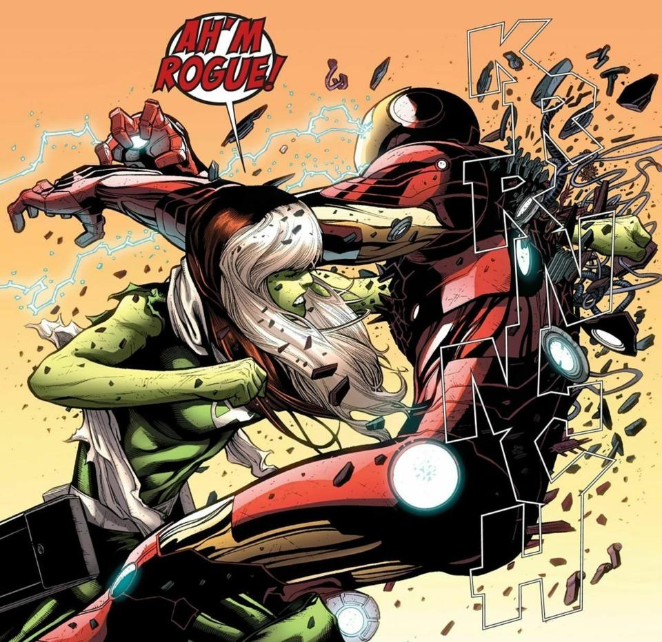 X-Men Legacy #267