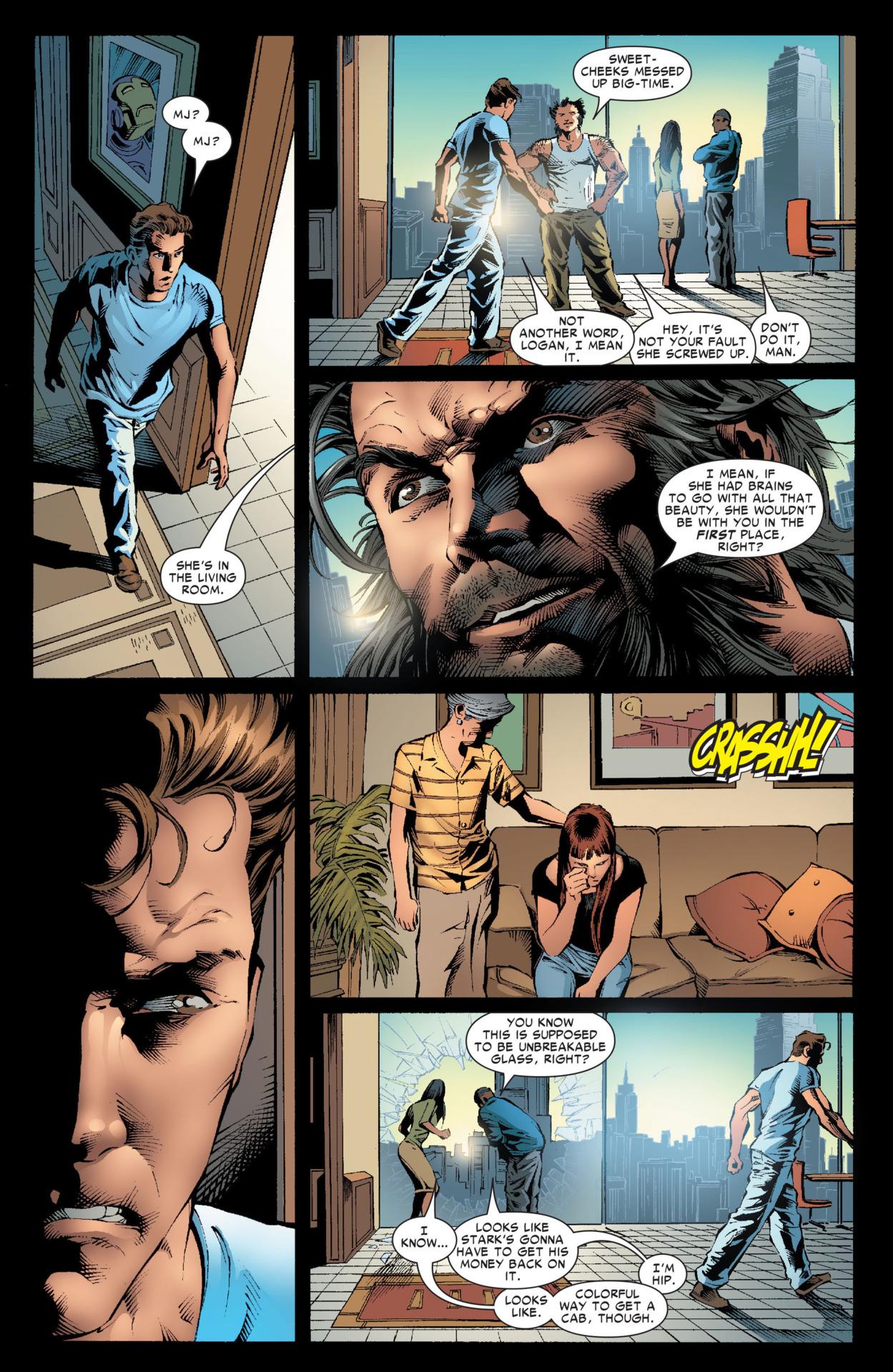 Amazing Spider-Man #522