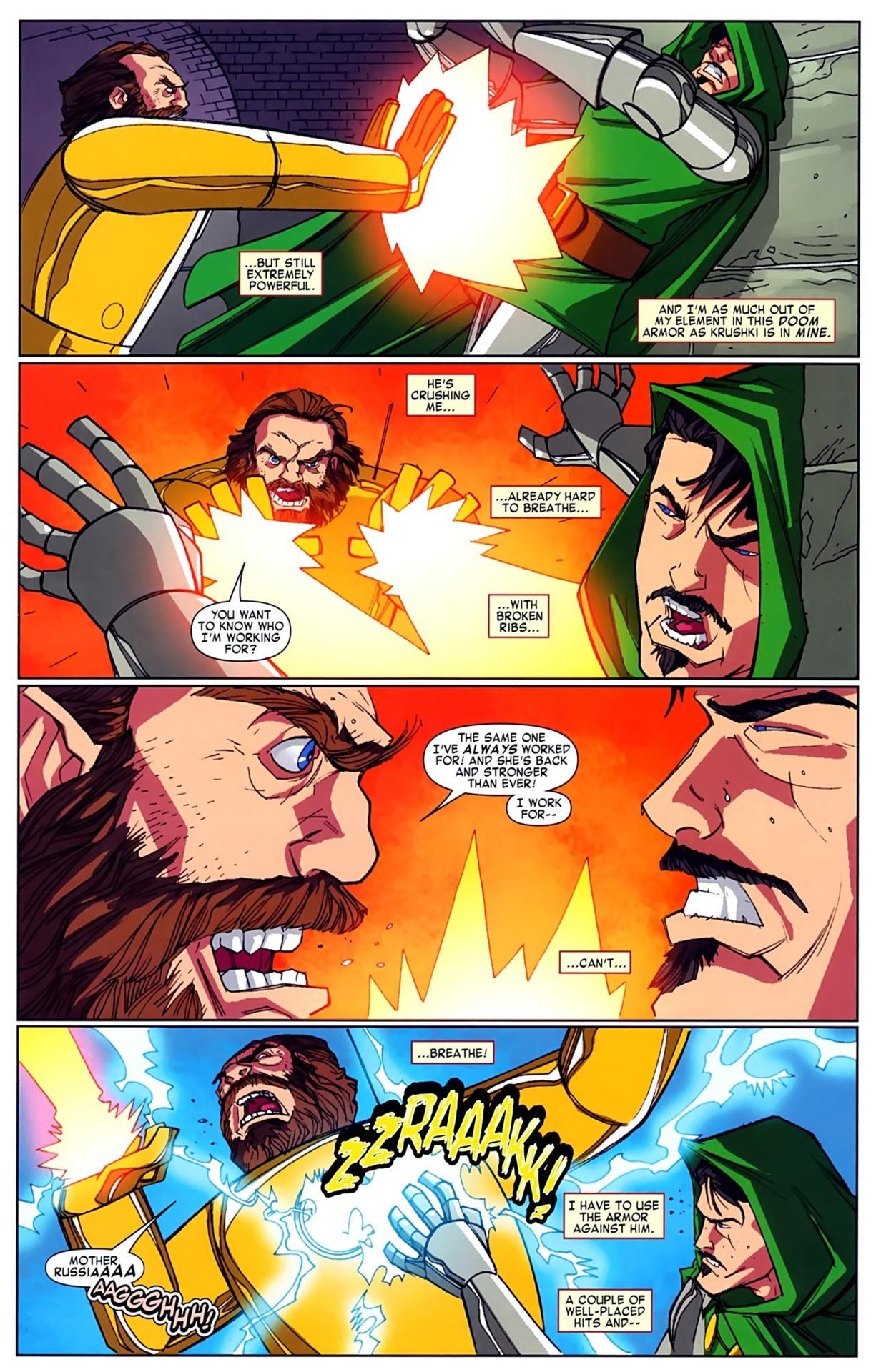 Iron Man & the Armor Wars #2