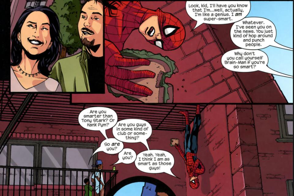 Spider-Man Unlimited Vol. 3 #9