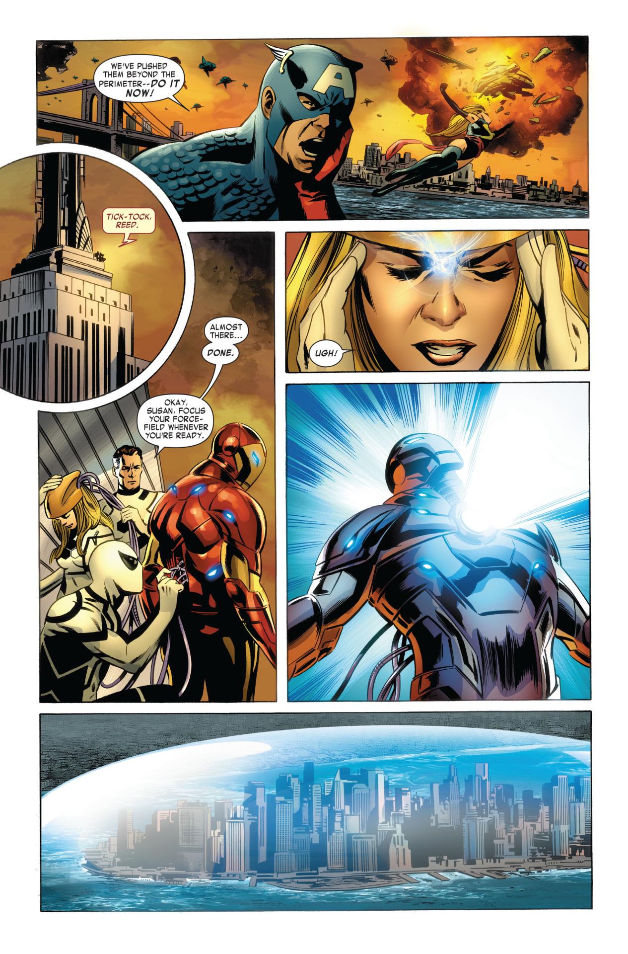 Fantastic Four #600
