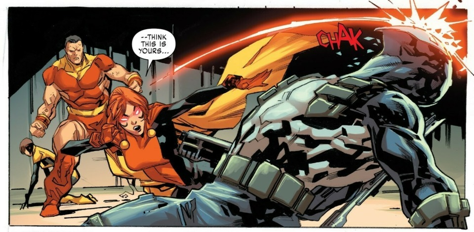-X-Men: Gold #7