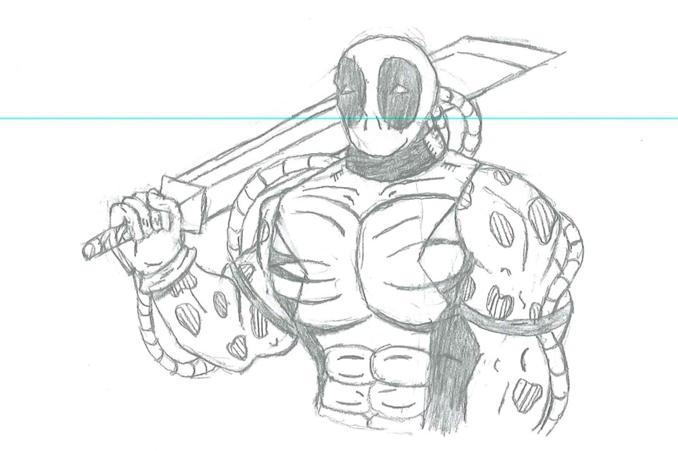 Banepool as requested by some dude on the Deadpool Army! facebook page.