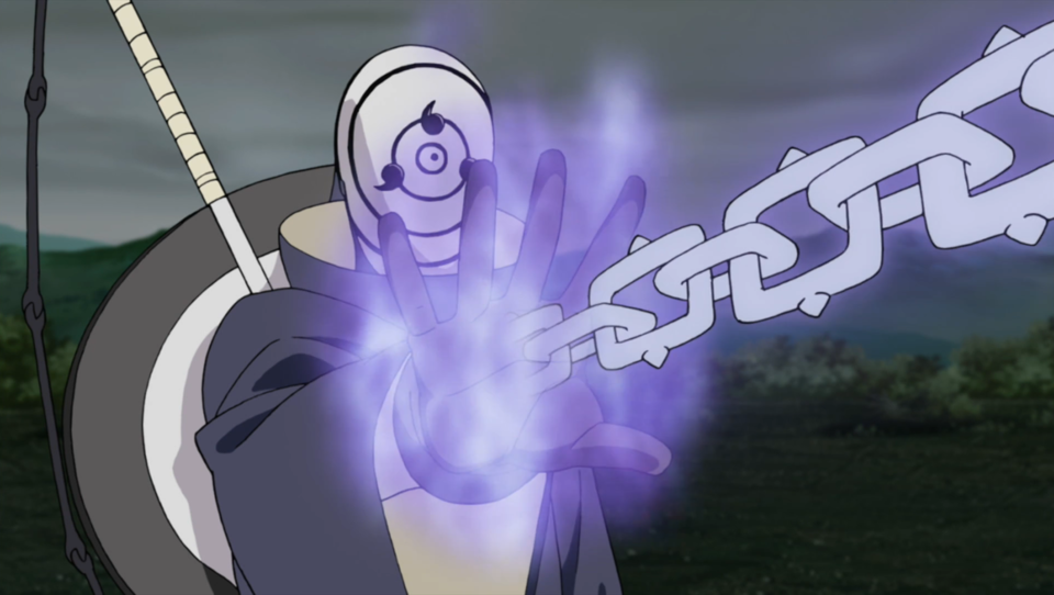 Chains capable of controlling the Tailed Beasts.