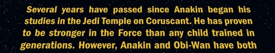 Star Wars: Obi-Wan and Anakin Issue #01