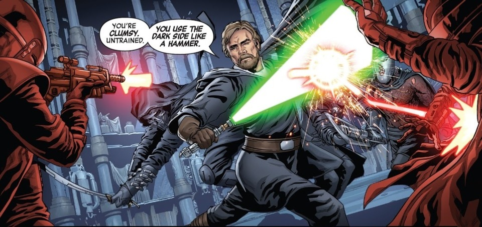 Star Wars: The Rise of Kylo Ren Issue 2