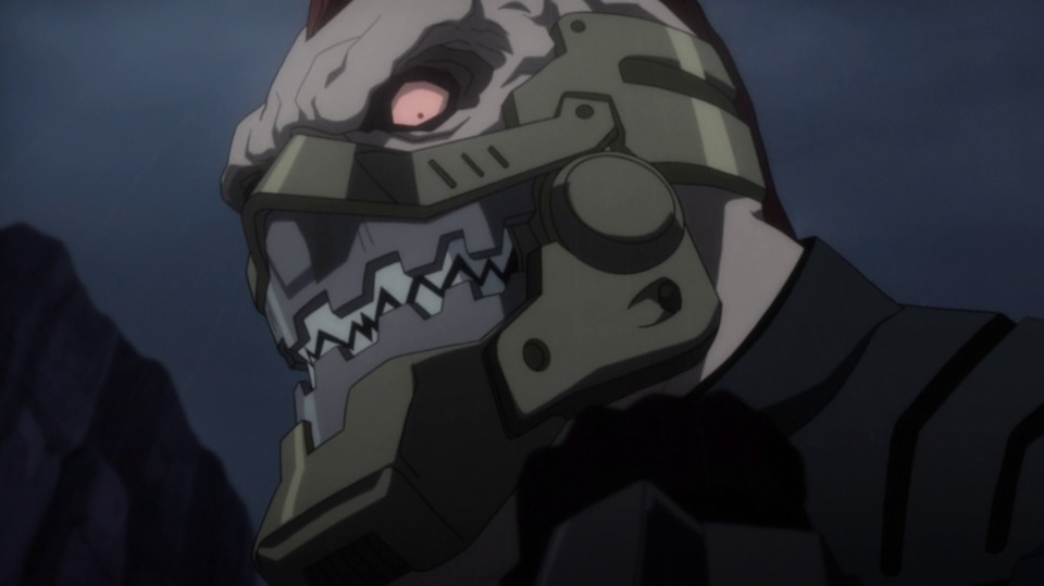 King Shark in Assault on Arkham