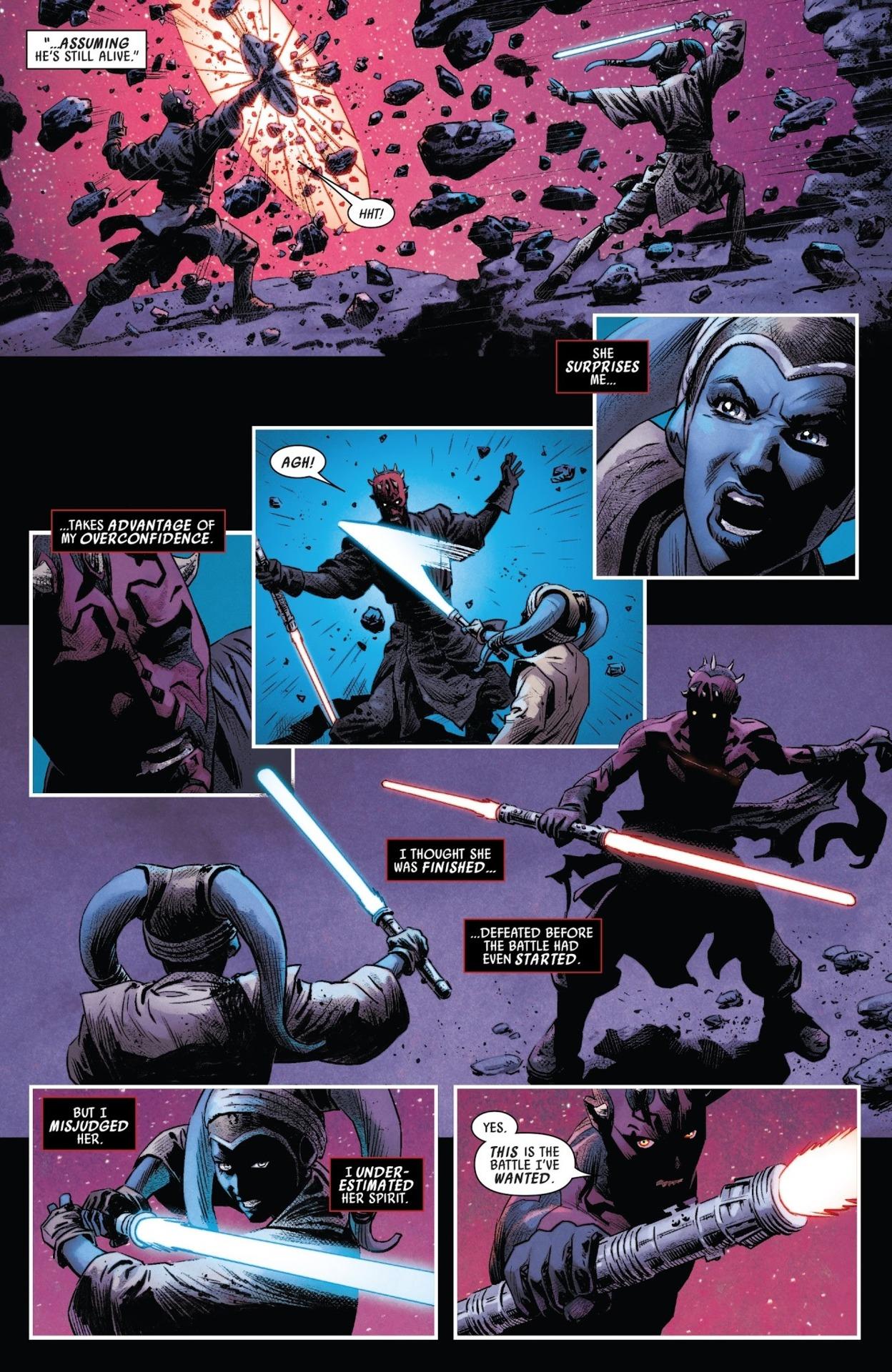 Star Wars: Darth Maul, Part 5