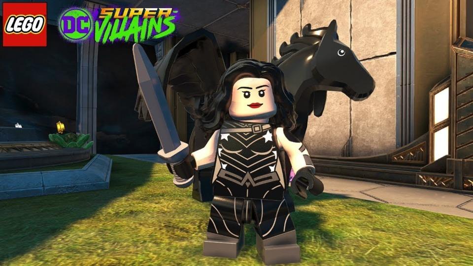 Donna in Lego DC Super Villains