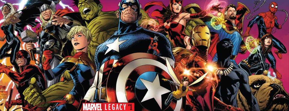 Marvel Comics: House of clickbait