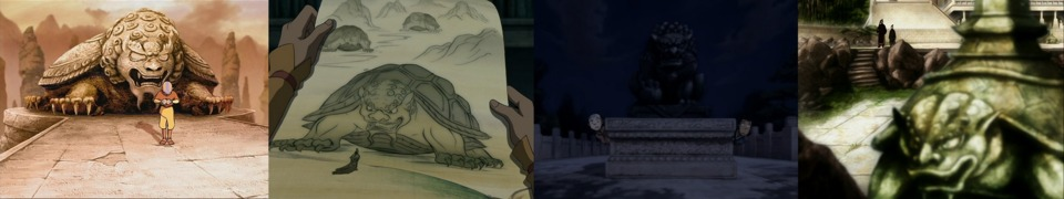 The Last Airbender: Unaired Pilot, Book 2: The Library, City of Walls and Secrets, Book 3: Sokka's Master