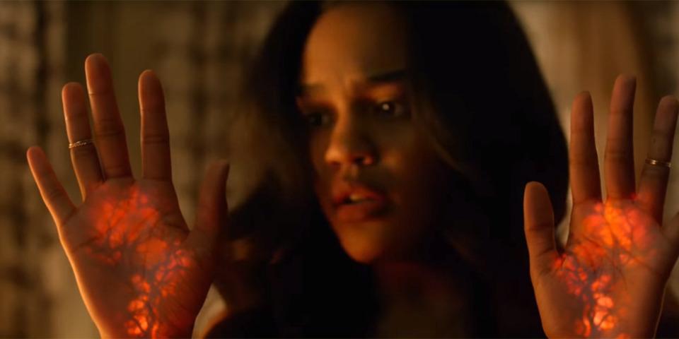 China Anne McClain as Jennifer Pierce aka Lightning