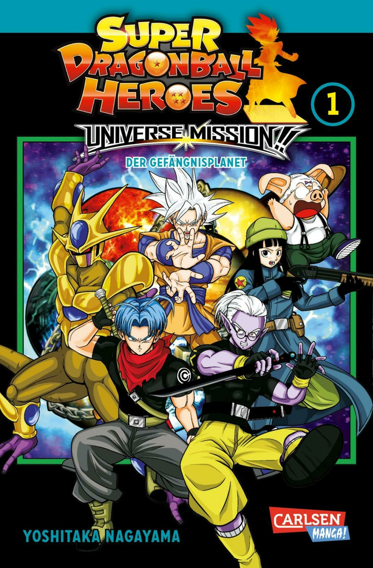 Super Dragon Ball Heroes - Universe Mission!!