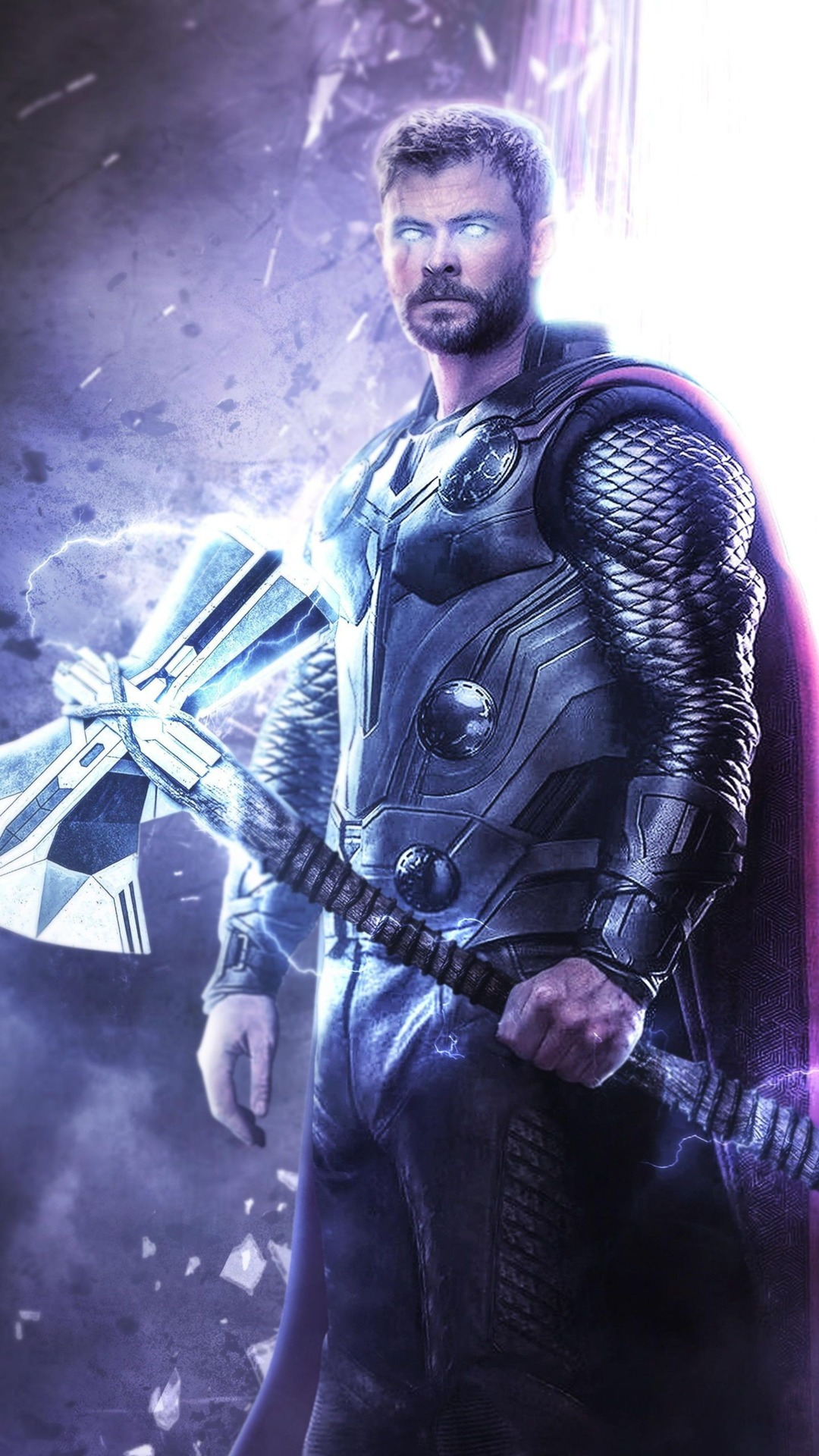 Thor is impressive and all, but Stormbreaker specifically is the MVP