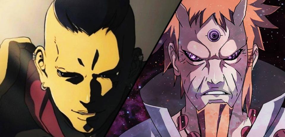 The 'vessel' for Isshiki Otsutsuki vs the son of Kaguya Otsutsuki