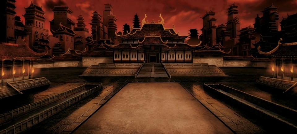 Royal Palace, Fire Nation