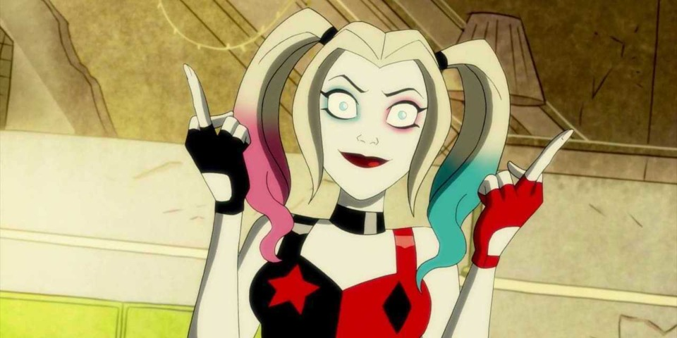 The Harley Quinn animated series