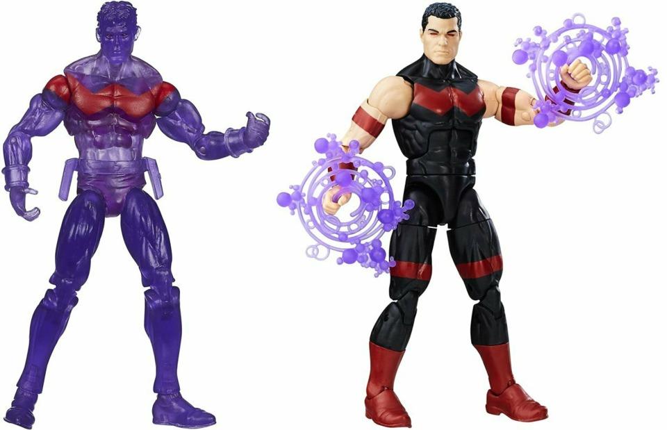 Marvel Infinite and Marvel Legends