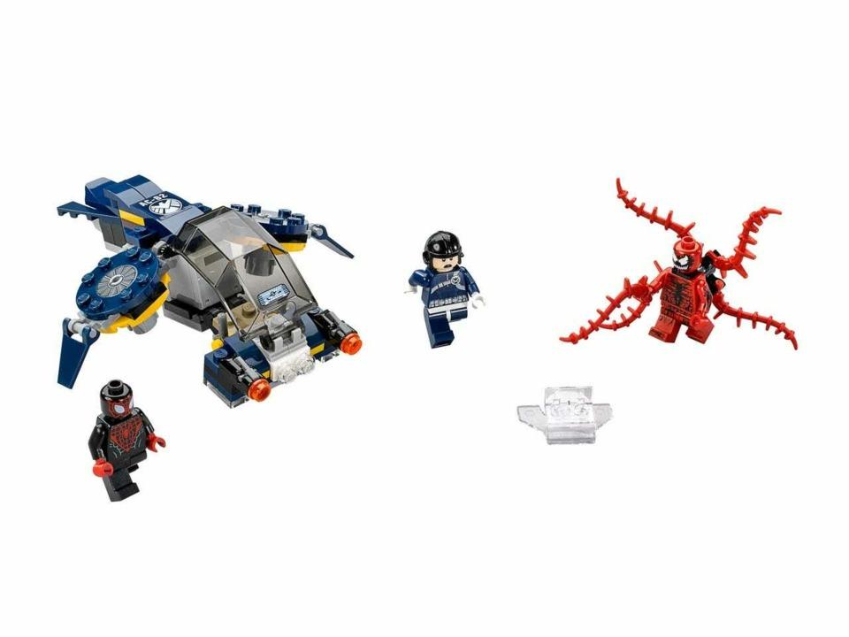 Lego Miles