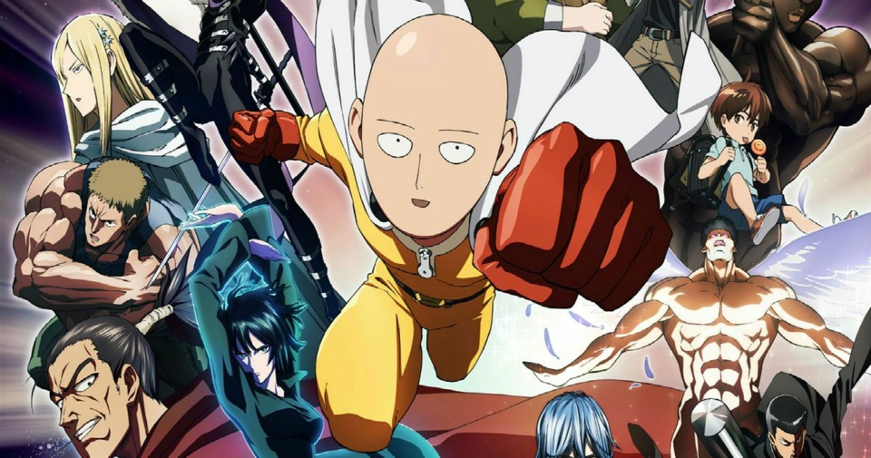 The Entire One Punch Man Verse