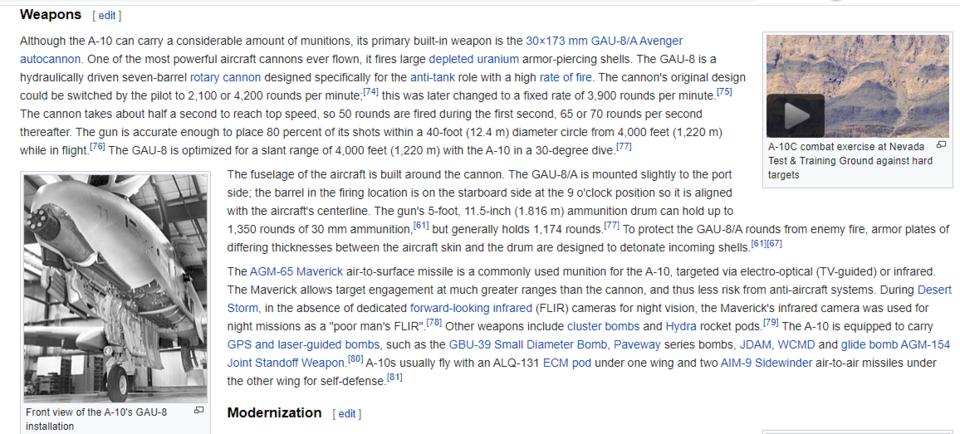30mm DEPLETED URANIUM ROUNDS