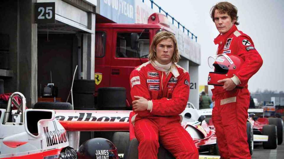 Hunt and Lauda