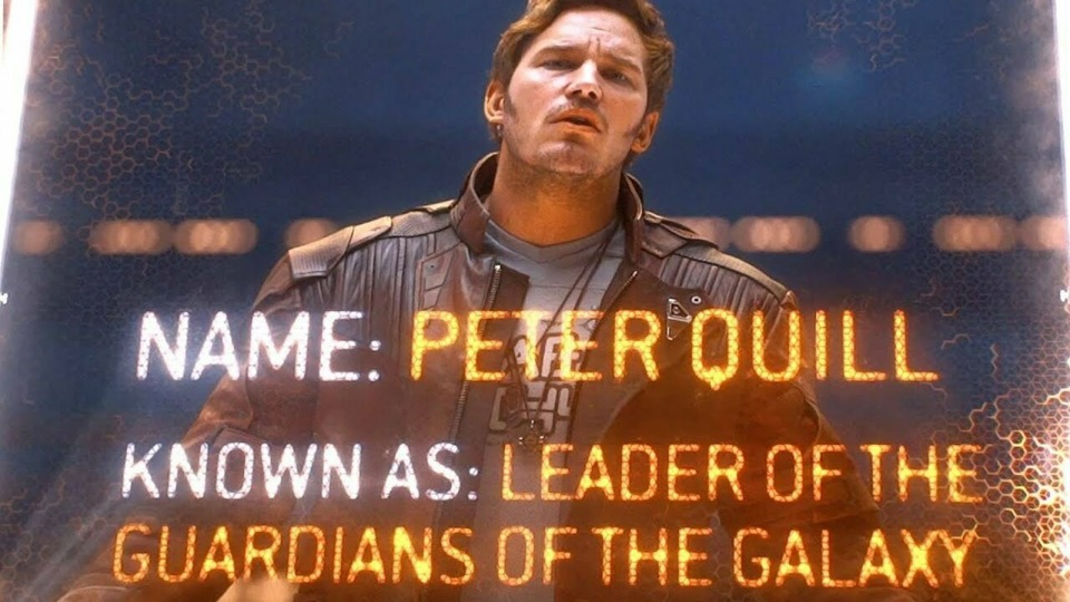 Quill appearing in the pre-show video