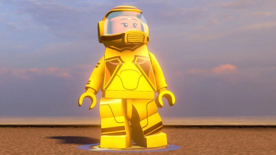 Hazmal in Lego Marvel´s Avengers