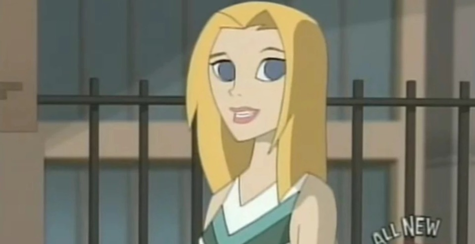 Sally Avril in The Spectacular Spider-Man