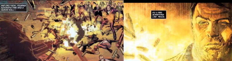 Punisher: MAX #1