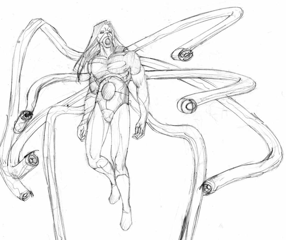 new doctor octopus by selkirk