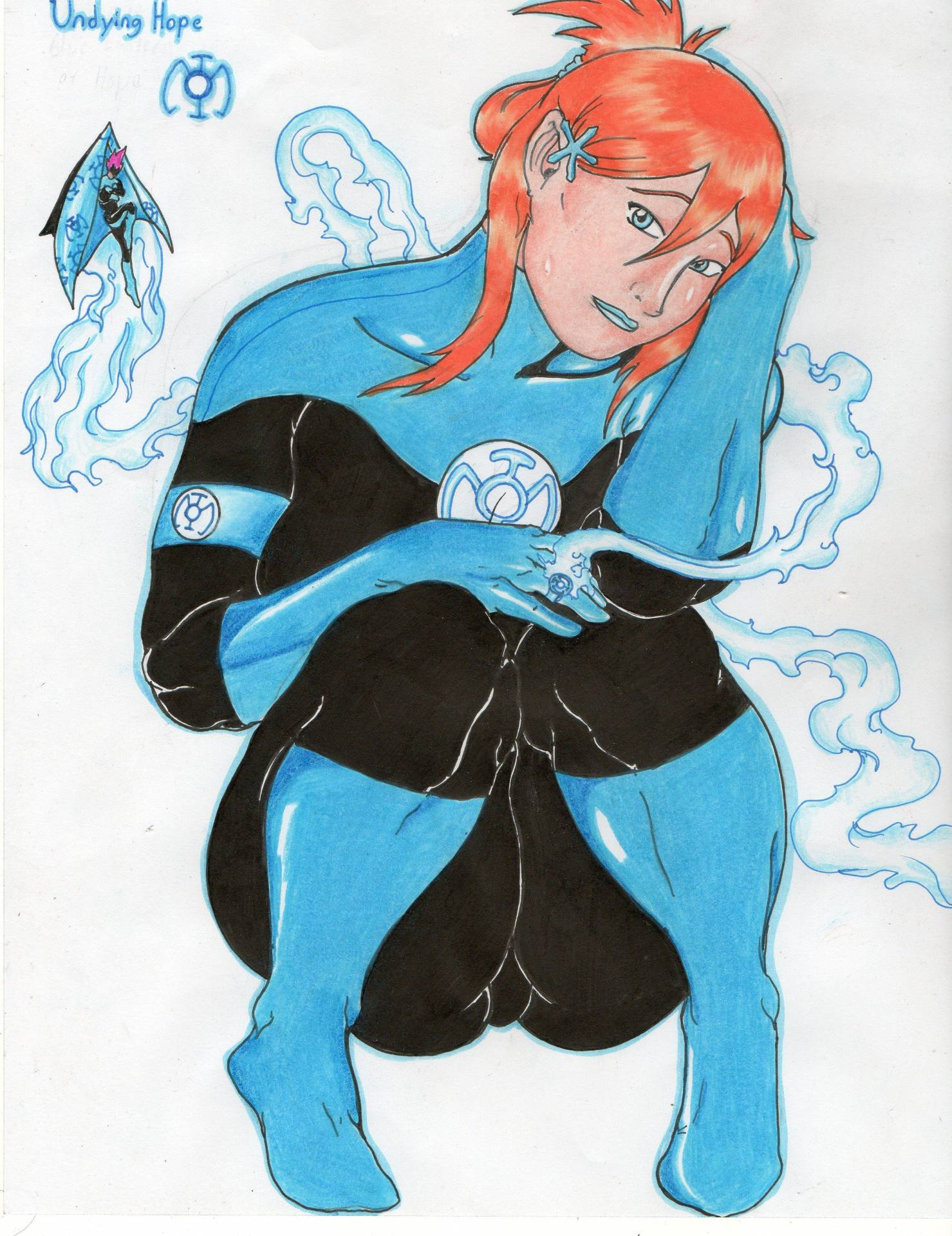 Blue Lantern Charmix