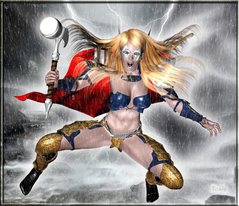 Ms. Thor