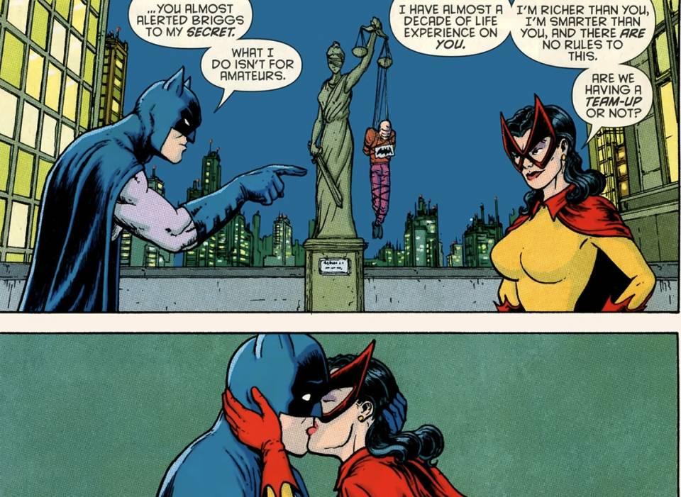 Batman Inc #4