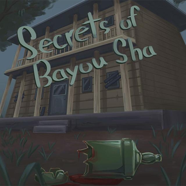 Secrets of Bayou Sha