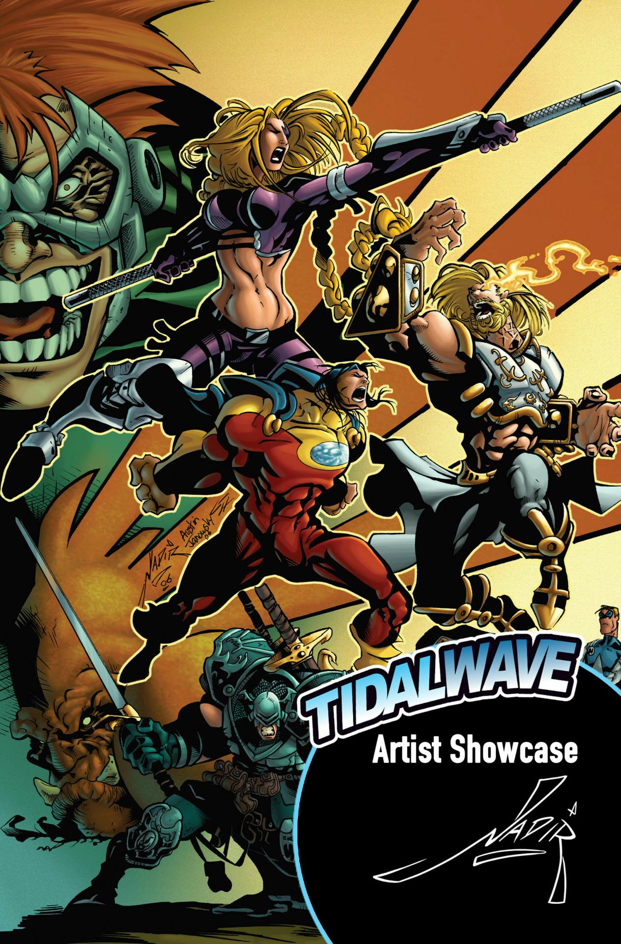 TidalWave Artist Showcase: Nadir Balan