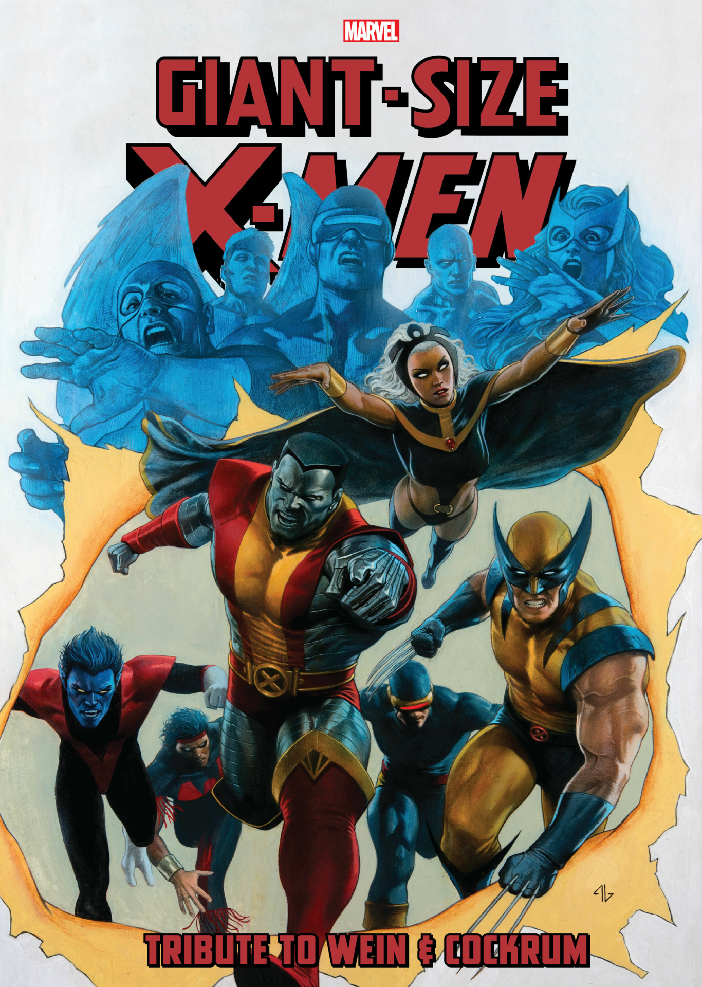Giant-Size X-Men: Tribute To Wein & Cockrum Gallery Edition