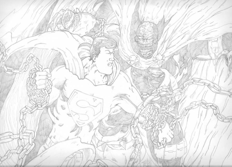 Spawn vs Superman
