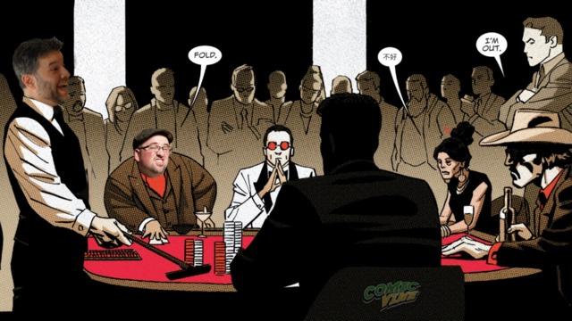 Comic Vine Weekly Podcast 6-13-16