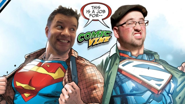 Comic Vine Weekly Podcast 11-14-16