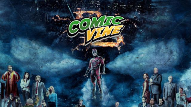 Comic Vine Weekly Podcast 2-22-16