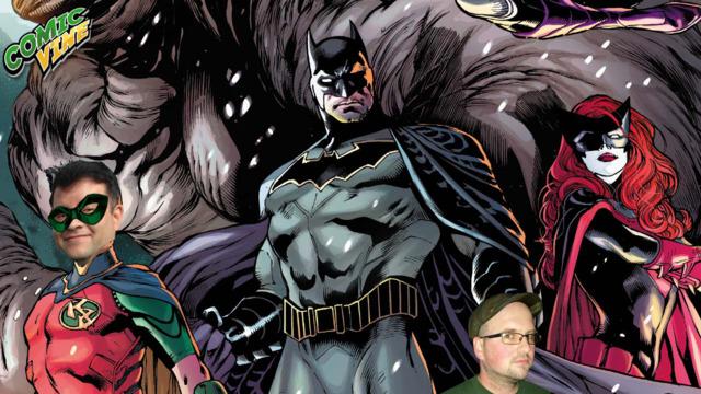 The Invincibly Super Massive Comic Book Podcast of Stuff: Episode 142