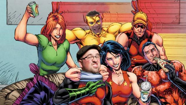 The Invincibly Super Massive Comic Book Podcast of Stuff: Episode 143