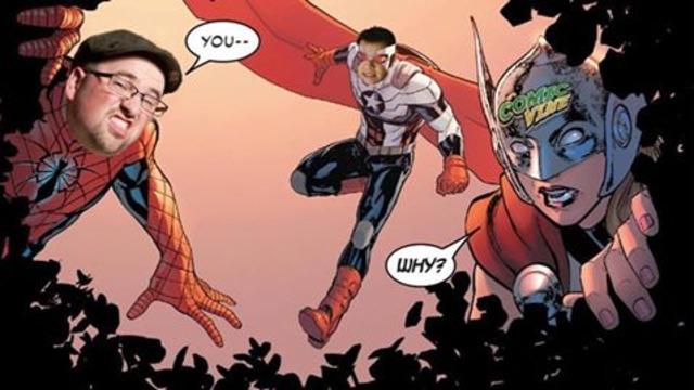 The Invincibly Super Massive Comic Book Podcast of Stuff: Episode 145