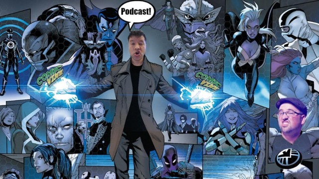 Comic Vine Weekly Podcast 9-12-16