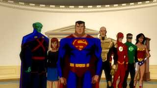 Bruce Timm Talks Justice League: Crisis On Two Earths